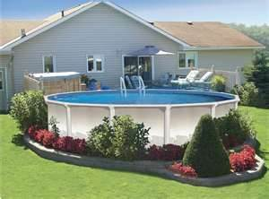 aboveground pool